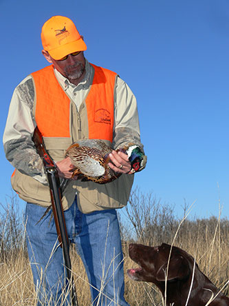 Northstream Outfitter hunt.
